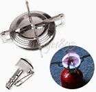 Barbecue Stove Head Portable Disc Gas Furnace Flat Tank Camping Hiking Outdoor