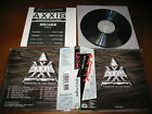 Axxis / Kingdom of the Night JAPAN Heavens Gate Sinner CP32-5873 Rare!!!!! B
