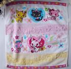 JAPAN SANRIO JEWEL PET COLORFUL MUSIC Mini Towel Wash cloth WASHCLOTH K2S2K