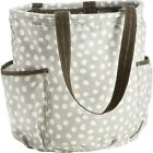 Defect Thirty one Retro Metro Shopping shoulder tote Bag in Lotsa dots 31 gift