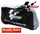 Derbi Senda DRD 125 4T 4V 2009 Moto GP Indoor Dust Cover