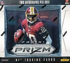 2 BOX LOT 2012 PANINI PRIZM FOOTBALL HOBBY SEALED