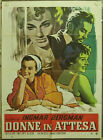 ht89 secret of women INGMAR BERGMAN GREAT RARE 2sh ITA