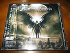 Rage Of Angels / Dreamworld JAPAN+1 Tyketto Ten Harem Scarem AOR NEW!!! A