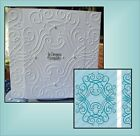 NATHANIELS PENWORK Embossing Folder By Cuttlebug