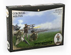 Plastic Toy Soldiers 28mm Revolutionary War Colonial Militia 30 Wargames Factory