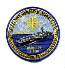 CVN-78 USS GERALD R FORD US NAVY NEWEST AIRCRAFT CARRIER SHIP SQUADRON PATCH