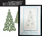 Christmas Tree No3 Thin Metal Die by Dees Distinctively IME 024