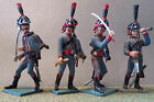 Starlux Plastic Toy Soldier - French Hussars, 3rd Regiment, dismounted