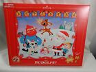 2014 Hallmark Rudolph The red Nosed Reindeer Family Puzzle 530 Pieces B32