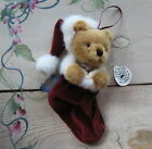 Boyds Disney POOH Stocking Ornament