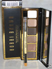 NIB LED BOBBI BROWN DAY TO NIGHT WARM EYE PALETTE