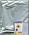 Hallmark Large 3-Ring + Post Album Page Protectors  2 Refill = 30 Pages AR1728