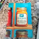 Ball Blue Book Easy Guide To Home Canning and Freezing (1963) 27th Edition