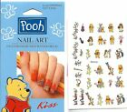 Disney Winnie the Pooh Lets Jam Nail Art Sticker Decal Set Tigger Piglet Owl NEW
