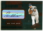 2003 Absolute Memorabilia TOM GLAVINE Absolutely Ink Auto Xtreme SP Mets 1:552