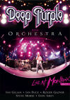 Deep Purple with Orchestra: Live at Montreux 2011 (2011, DVD New) WS