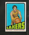 8061* 1972-73 Topps # 144 Pat Riley NM