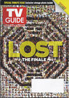 TV GUIDE MAGAZINE Lost special tribute issue Glee The Biggest Loser