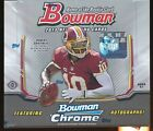 2013 BOWMAN HOBBY SEALED FOOTBALL BOX