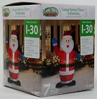 Christmas 7 ft Large Santa Claus Airblown Inflatable Indoor Outdoor NIB