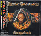 MYSTIC PROPHECY-SAVAGE SOULS + 1 BNS-JAPANESE-CD-power-speed-thrash-grave digger