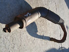 YAMAHA OEM LEFT STOCK EXHAUST PIPE 1975 GPX 338 433 GPX338 GPX433 VINTAGE 889