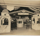 Rare Large 1915 PPIE Worlds Fair Photo of Sonora Phonograph Exhibit at Fair