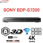 Sony BDP-S7200 Region Free DVD and Blu-Ray Disc Player- 4K upscalling