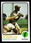 1973 TOPPS #50 ROBERTO CLEMENTE PIRATES