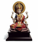 LLADRO Porcelain : GODDESS LAKSHMI LIMITED EDITION  01001966