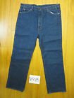 Vintage levis 517 boot cut Irregular made in USA flawed repaired 42x32 V5016