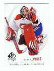 2009-10 Upper deck Sp Authentic Complete base set 100 cards 1-100