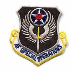 AIR FORCE SPECIAL OPERATIONS COMMAND SOC USAF SQUADRON PATCH