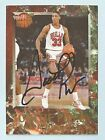 SCOTTIE PIPPEN 1992 93 ULTRA CAREER HIGHLIGHTS # 2 AUTOGRAPH AUTO