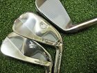 NEW TaylorMade TP Forged MB Smoke Finish #4-7 Iron Heads // HEADS ONLY