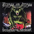 Flotsam and Jetsam-Doomsday for the Deceiver CD with DVD NEW