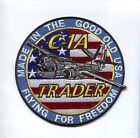 GRUMMAN C-1 TRADER US NAVY COD CARRIER ON BOARD DELIVERY VRC SQUADRON PATCH