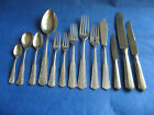 ANTIQUE POLAND SILVER CUTLERY SET FOR 12 X13 PLUS 17 SERVING ITEMS FROM 1922