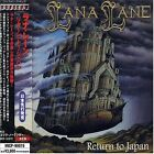Return To Japan - Lana Lane (2004, CD New)