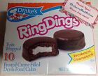 Drakes Cakes -  Ring DINGS
