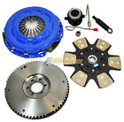 FX STAGE 3 CLUTCH KIT+FLYWHEEL 89 90 JEEP CHEROKEE COMANCHE WRANGLER 40L 42L