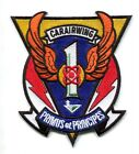 CVW-1 CARRIER AIR WING ONE US NAVY AIRCRAFT SQUADRON PATCH