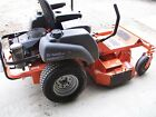 HUSQVARNA 42 ZERO TURN MOWER 18 HP KAWASAKI ENGINE ONLY 890 HOURS
