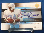 Earl Campbell 2005 Ultimate Collection Autograph (68 75) Houston Oilers #US-EC
