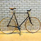 Custom Fixed Gear Track Bike Schwinn Traveler Vintage Fixie 62 Tall Boy 62CM USA