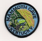 SOUVENIR PATCH - MAMMOTH CAVE, KENTUCKY