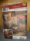 SIMPLICITY 5685 EASY ACCENT PILLOWS BEADED TRIMMING PIZAZZ Pattern UNCUT