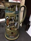 BUFFALO POTTERY DELDARE WARE TANKARD PITCHER  THe great controversy 1890s artist