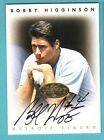 1996 Leaf Signature Gold Autograph Bobby Higginson Tigers
